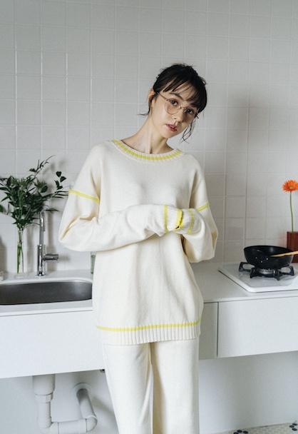 Knit Pajamas Tops