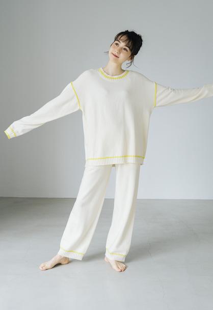 Knit Pajamas Bottoms