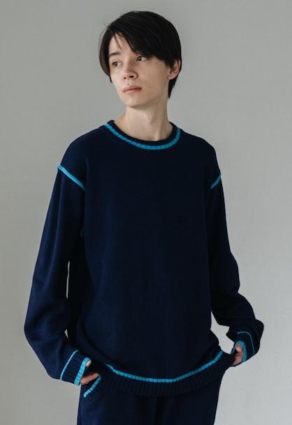 Knit Pajamas Tops (men's)