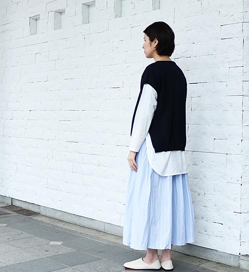 【(g)/グラム】スイッチングギャザースカート