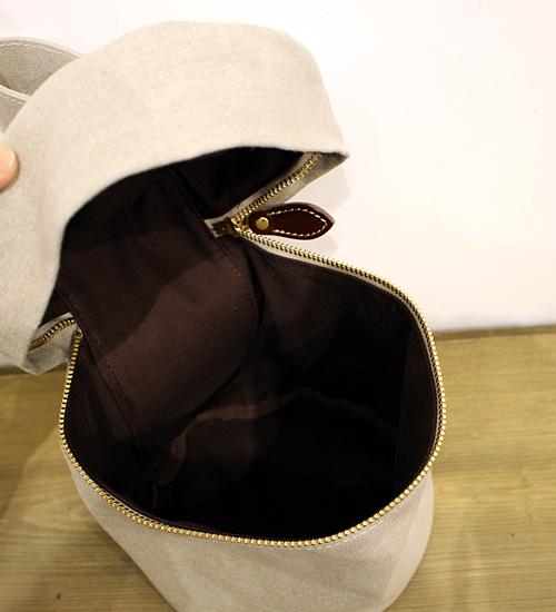 【MARINEDAY/マリンデイ】筒型頒布ミニバッグ・OHIO