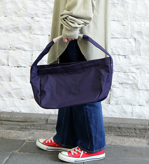【MARINEDAY/マリンデイ】パラフィンキャンバスバッグ・KALA