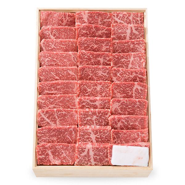 (OKHT-100) 黒毛和牛ひとくちステーキ (もも) 665g [化粧箱入り]【冷蔵便】