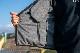 IK-868 3LAYER WIND PROTECT HEAT ZIP HOODIE