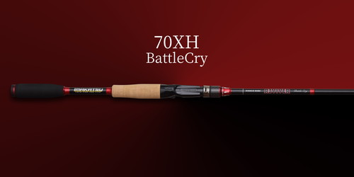 RODEO RIDE REVIVER Battle Cry(70XH)