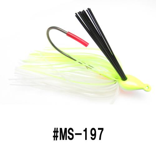 モグラスイムジグ7g (エコ対応品)