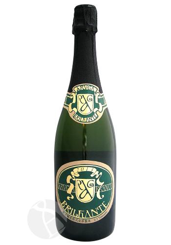 ≪白発泡ワイン≫ ARUGABRANCA BRILHANTE 2013 750ml :アルガブランカ ブリリャンテ 2013