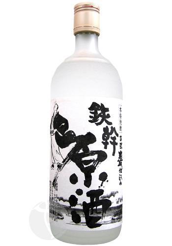 本格焼酎 古式甕仕込み 鉄幹 原酒 37度 720ml :てっかん