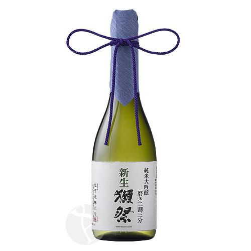 新生獺祭 純米大吟醸 磨き二割三分 720ml しんせいだっさい
