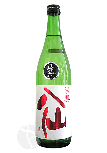 陸奥八仙 赤ラベル 特別純米 生原酒 720ml むつはっせん
