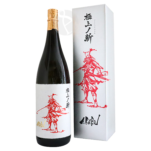 AKABU 純米大吟醸 極上ノ斬 結の香 化粧箱入り 1800ml あかぶ ゴクジョウノキレ