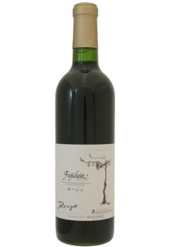 ≪ワイン・赤≫<br>フジクレール ルージュ 720ml