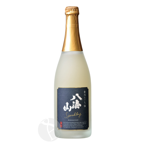 八海山 発泡にごり酒 720ml はっかいさん