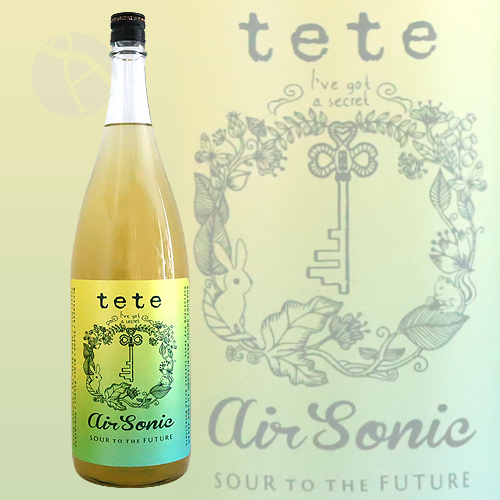 ≪リキュール≫ SOUR TO THE FUTURE tete air sonic 1800ml テテ エアーソニック