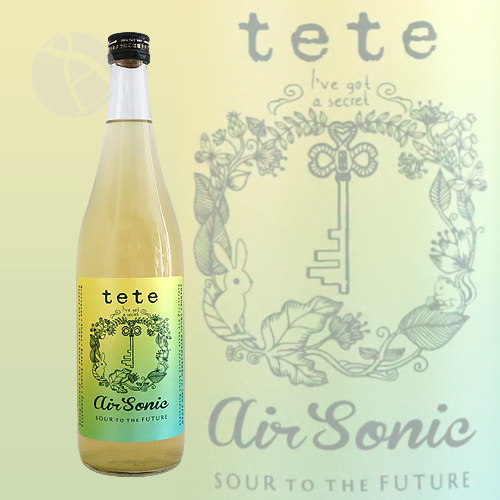 ≪リキュール≫ SOUR TO THE FUTURE tete air sonic 720ml テテ エアーソニック