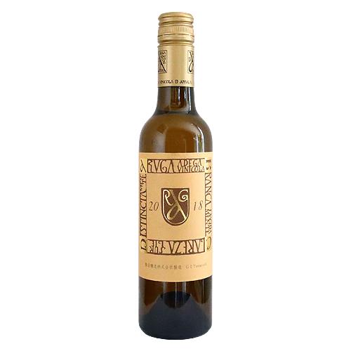 ≪白ワイン≫ ARUGABRANCA CLAREZA DISTINCTAMENTE 2018 375ml アルガブランカ クラレーザ ディスティンタメンテ 2018