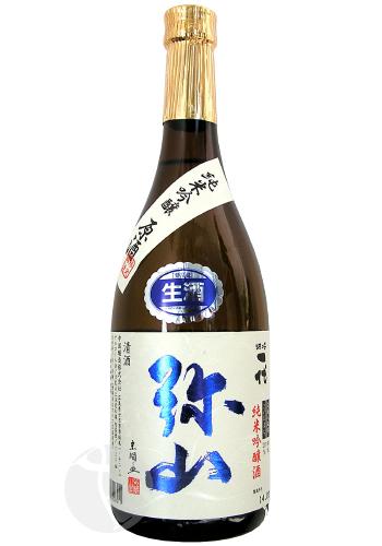 一代 弥山 純米吟醸 ふね搾り生原酒 720ml いちだい みせん