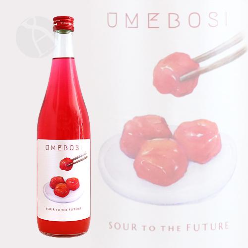 ≪リキュール≫ SOUR TO THE FUTURE UMEBOSHI うめぼしサワー 720ml