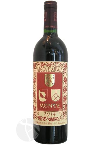 ≪赤ワイン≫ ARUGANO MONTE 2016 750ml :アルガーノ モンテ(山) 2016