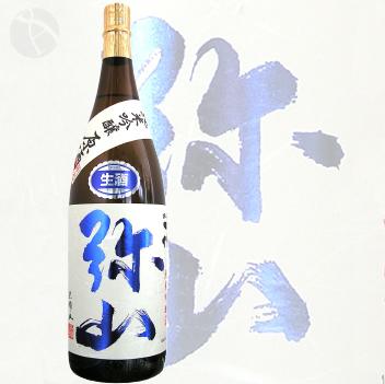 一代 弥山 純米吟醸 ふね搾り生原酒 1800ml いちだい みせん