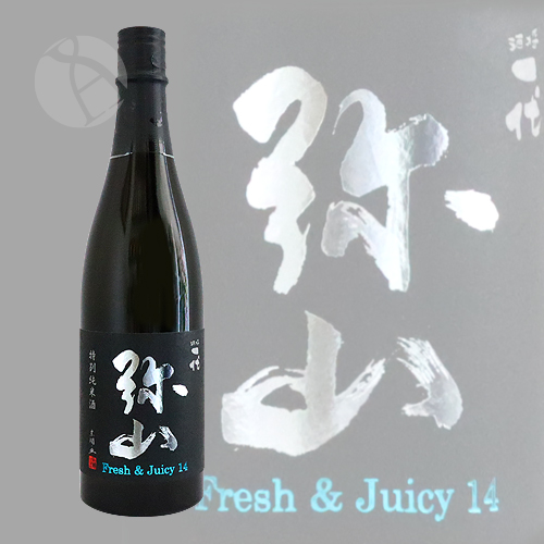 一代弥山 特別純米酒 Fresh&Juicy14 720ml いちだい みせん