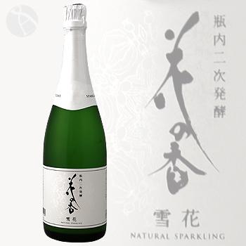 花の香 雪花 純米大吟醸 瓶内二次発酵 720ml はなのか せっか