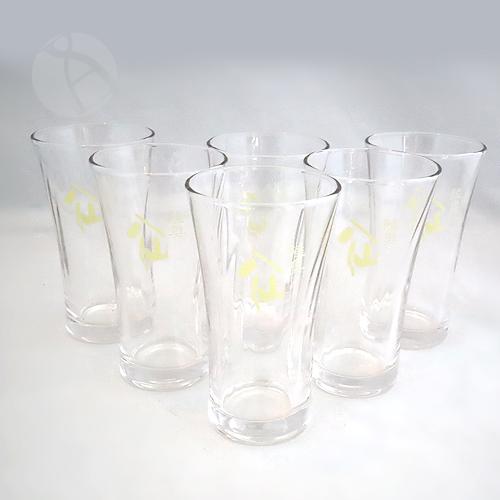陸奥八仙 生酒用グラス 6個セット むつはっせん