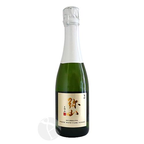 一代弥山 Sparkling White Wine Cask Finish 375ml いちだいみせん スパークリング
