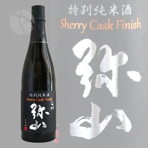 一代 弥山 特別純米酒 Sherry Cask Finish 720ml いちだい みせん
