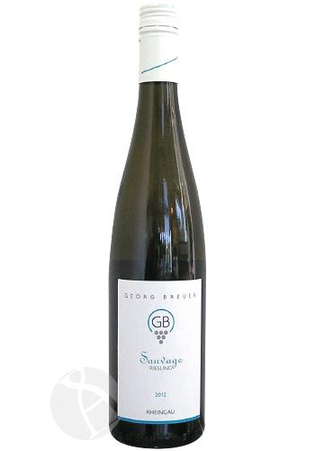 ≪ワイン・白≫<br>ゲーベーソバージュ リースリング トロッケン 750ml