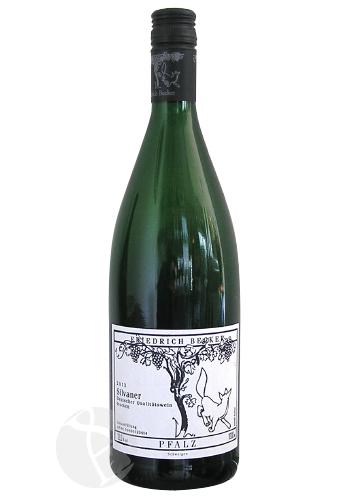 ≪ワイン・白≫<br>ベッカー ジルヴァーナ 1000ml