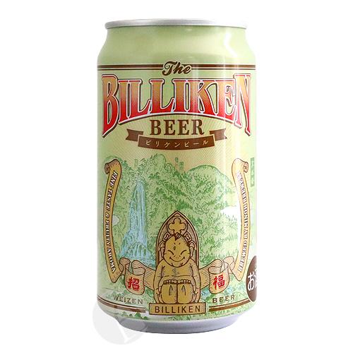 ≪地ビール≫ 箕面ビール ビリケンビール 350ml