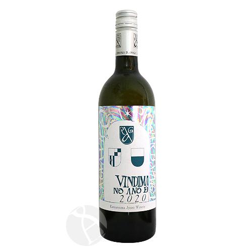 ≪白ワイン≫ アルガーノ 甲州ヌーボ 2020 750ml