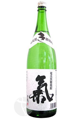 奄美黒糖焼酎 氣(気) 白麹 2年熟成 25度 720ml :き