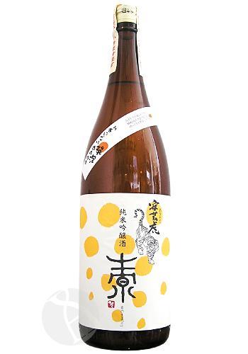 安芸虎 純米吟醸 「素」 発泡うすにごり活性生酒 1800ml :あきとら そ