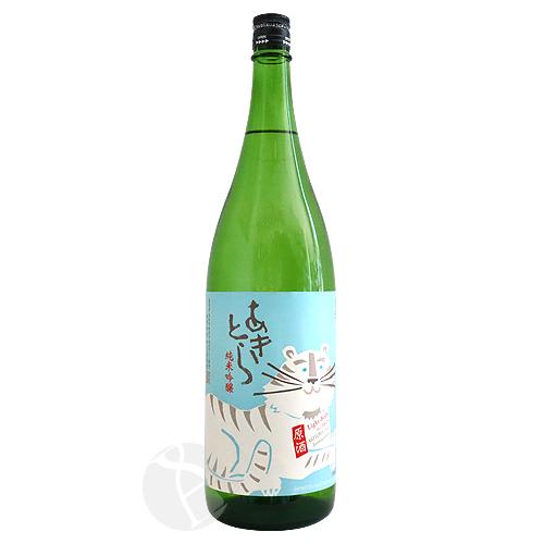 安芸虎 ライト 純米吟醸 低アルコール原酒 1800ml