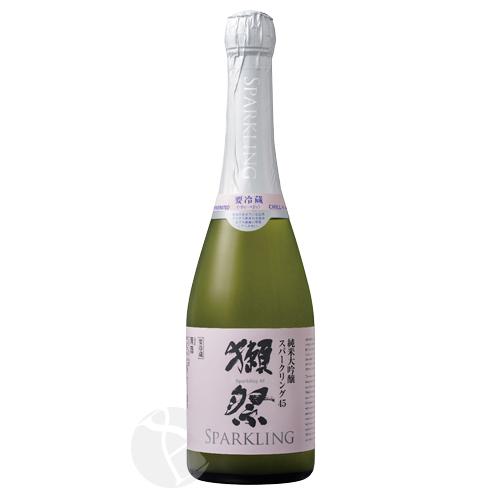 獺祭 純米大吟醸 スパークリング 45 720ml だっさい 旭酒造 日本酒 山口県