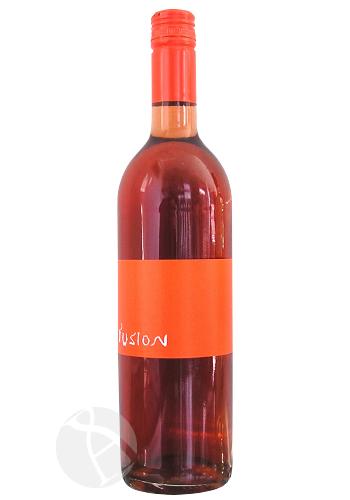 ≪ワイン・ロゼ≫<br>フュージョン ロゼ トロッケン 750ml