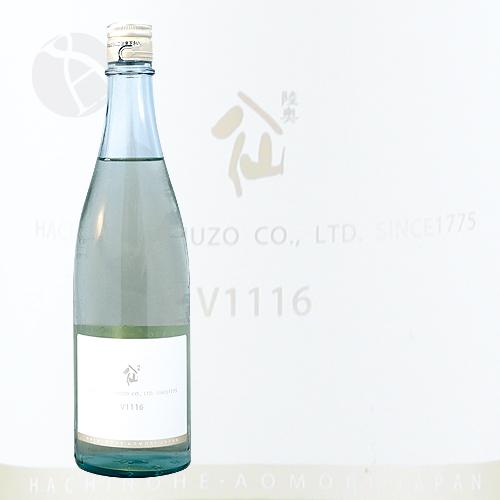 陸奥八仙 V1116 ワイン酵母仕込み 720ml むつはっせん
