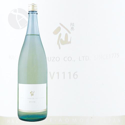 陸奥八仙 V1116 ワイン酵母仕込み 1800ml むつはっせん