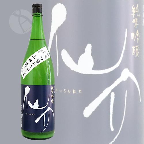 仙介 純米吟醸 おりがらみ 無濾過生原酒 1800ml せんすけ