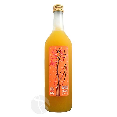 ≪リキュール≫ フルフル 完熟マンゴー梅酒 720ml リキュール