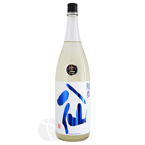 陸奥八仙 ヌーボー 特別純米 おりがらみ 生原酒 1800ml むつはっせん