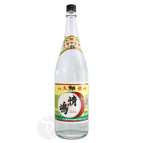 ≪麦焼酎≫ 本格焼酎 情け嶋 25度 1800ml ナサケシマ