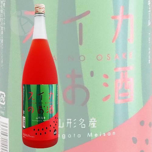 ≪リキュール≫ 六歌仙 スイカのお酒 1800ml
