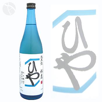 秋鹿 ひや 純米酒 生貯蔵酒 720ml あきしか