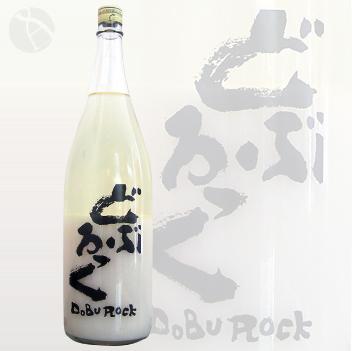 どぶろっく 純米活性にごり酒 1800ml
