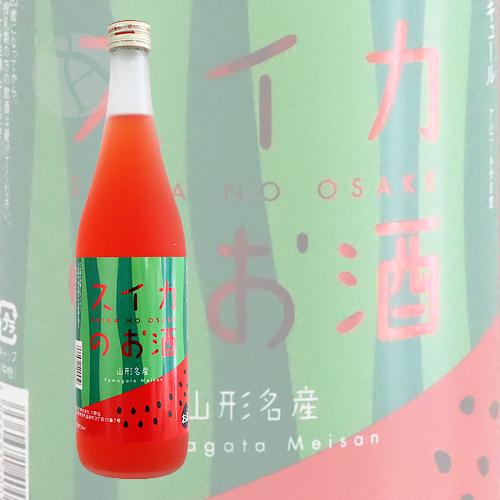 ≪リキュール≫ 六歌仙 スイカのお酒 720ml ろっかせん