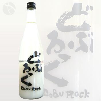 どぶろっく 純米活性にごり酒 720ml