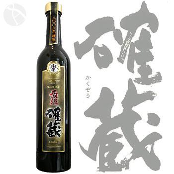 壱岐麦焼酎 原酒 確蔵 2006年謹製 41度 500ml :いきむぎしょうちゅう かくぞう